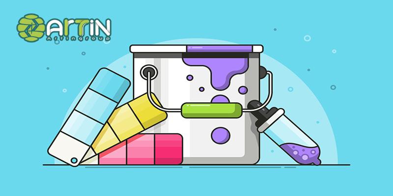 روانشناسی رنگ ها در طراحی وبسایت(۲)
