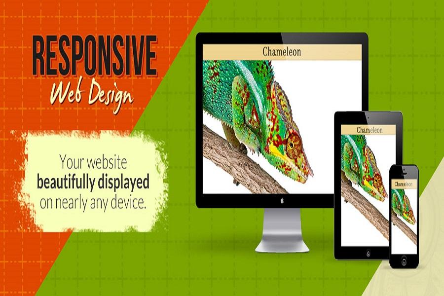 طراحی سایت واکنش گرا یا رسپانسیو